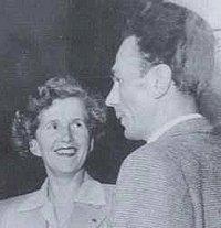 Janka mit seiner Lebensgefährtin Charlotte Schulz