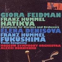Franz Hummel: Sinfonien «Hatikva» und «Fukushima»