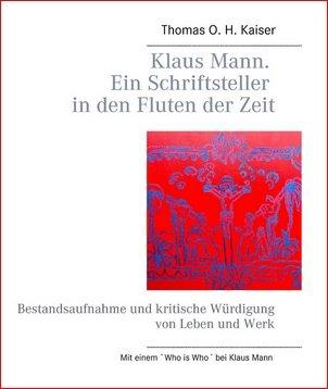 Kaiser - Klaus Mann - Biographie - Cover - Glarean Magazin