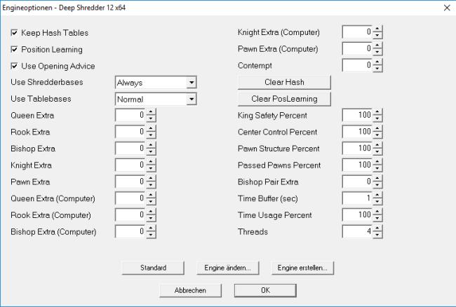 Vorgänger 12 deutlich vielfältiger in Sachen Engine-Optionen