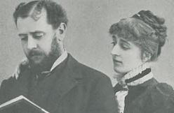 Biagio Graf Gravina und Blandine von Bülow (Palermo 1889 - Richard-Wagner-Stiftung)