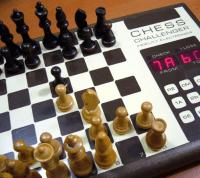 Fidelity Chess Challenger 1 (Chicago Januar 1977)