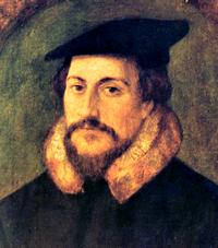 Johannes Calvin (1504-1569 - Hans Holbein d.J.)