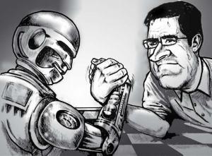 Manfred Herbold - Der Schachtherapeut Band 2 (Reloaded) - Cartoons von Frank Stiefel