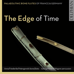 The Edge of Time - CD-Cover - Delphian Records