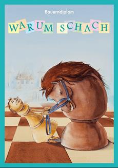 Alexander Frenkel - Warum Schach - Bauerndiplom - Schachschule München