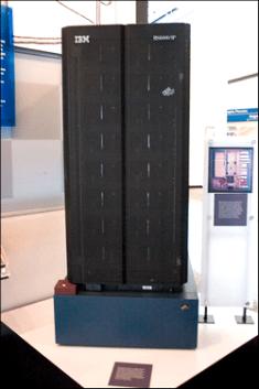 Deep Blue IBM - Schach-Grossrechner 1996