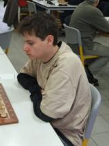 Der 29 Jahre junge Bulgare Valentin Iotov ist nicht nur Fernschach-, sondern auch FIDE-Großmeister (hier an einem Turnier 2007).