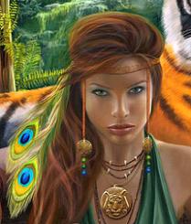 Literatur-Ausschreibung Talawah-Verlag Amazonen-Cover