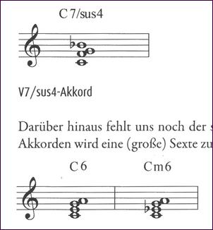 Rock & Jazz Harmony - 3 Vierklänge - Mathias Löffler