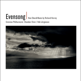 Richard Harvey - Evensong - New Choral Music - Cover Naxos - Musik Review Glarean Magazin