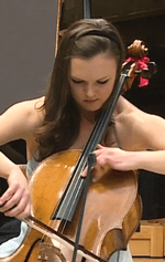 Sandra Lied Haga - Violoncello - Glarean Magazin