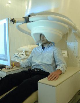 Hirnströme von Musikern untersucht: Magnetoenzephalographie
