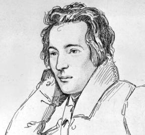Heinrich Heine - Zeitgenössische Zeichnung - Glarean Magazin