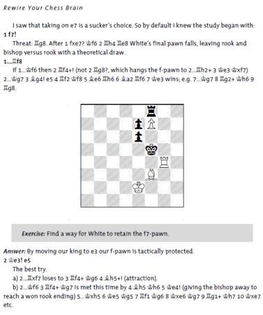 Probeseite aus Cyrus Lakdawala: Rewire Your Chess Brain