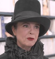 Amelie Nothomb - Schriftstellerin - Literatur im Glarean Magazin