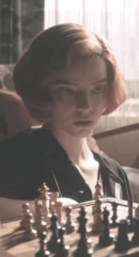 Damengambit (Schach-Film) - Glarean Magazin