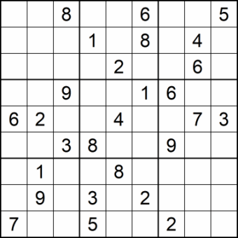 Sudoku Glarean Magazin - einfach - Januar 2021
