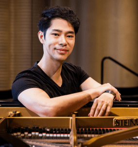 See Siang Wong - Pianist - Glarean Magazin