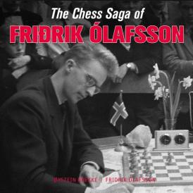 The Chess Saga of Fridrik Ólafsson - Schach-Biographie - Rezensionen Glarean Magazin