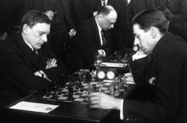 Edgard Colle vs Alexander Alekhine - Schach-Turnier 1925 - Glarean Magazin