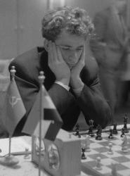 Aufstrebendes Schachgenie 1956: Der junge Spasski