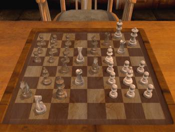 Schach-Satire - Exodus der Schachfiguren - Peter Biro - Glarean Magazin
