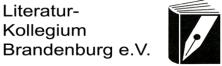 Literaturkollegium Brandenburg - Logo - Schreibwettbewerg