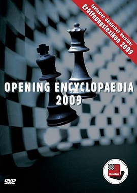 Chessbase_Opening Encyclopaedia 2009_Cover