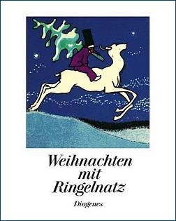 Diogenes_Weihnachten mit Ringelnatz_Cover