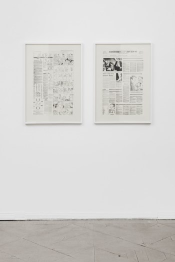 This Is Not Versailles | Laetitia Gendre 2017, courtesy of Galerie Thomas Fischer