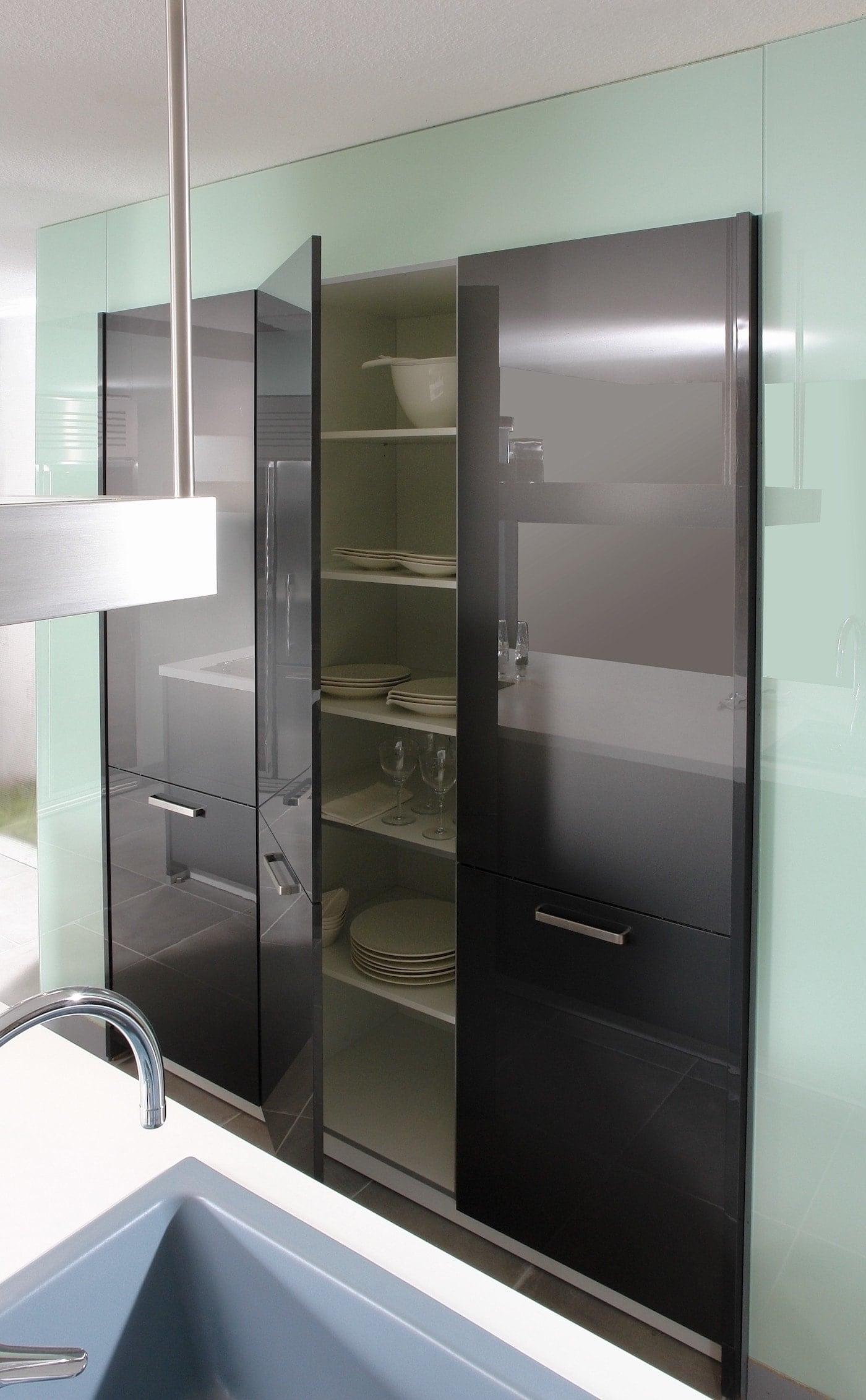 Glas Küchenfronten Küchen Fronten Aus Kunststoff Nur Eine Ist Gut