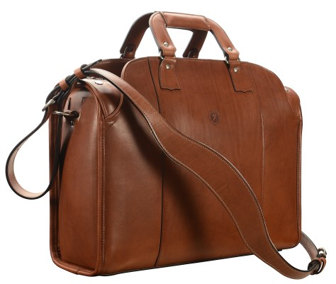Hand-burnished,-espresso-Deal-Bag;-18-x-12-x-6'