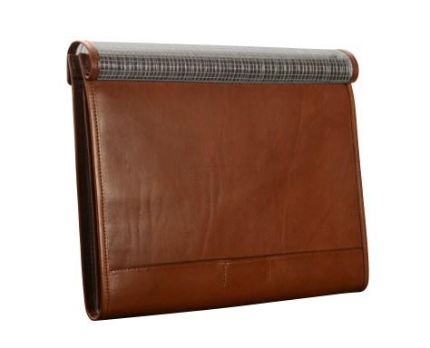 Hand-burnished,-espresso-mostly-leather-A4-Flapover-Folderholder-back