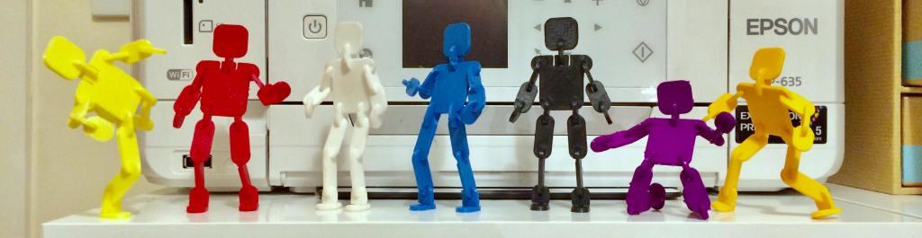 3D Printed OSCARd