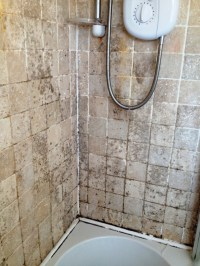 Removing Mould from Travertine Bathroom Tiles | Stone ...