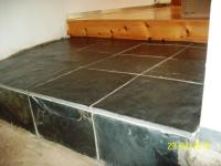 slate tiled staircase | Stone Cleaning and Polishing tips ...
