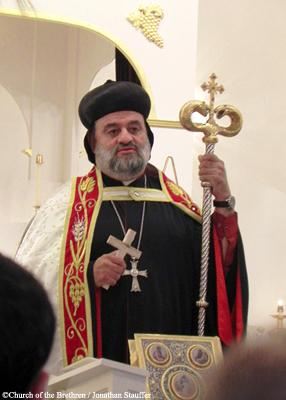 Archbishop Aphrem Karim