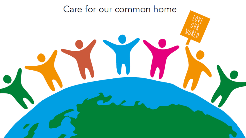 Care for our Common Home logo
