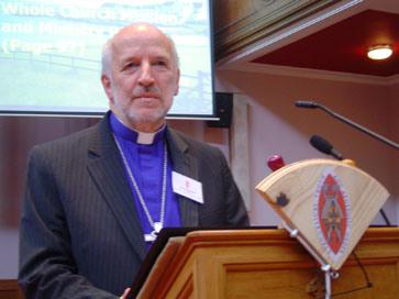 Most Rev David Chillingworth