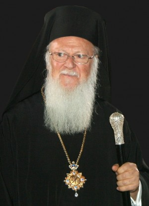 The Ecumenical Patriarch of Constantinople, Bartholomew I