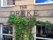 The Drake - sign