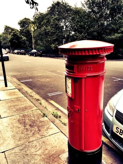 posting mail