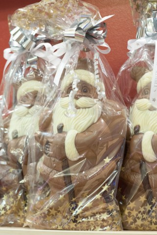 Kimbles Chocolate Santa
