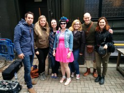 The Foodie List Glasgow crew
