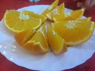 Orange - Asian Gourmet July 2015
