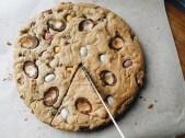 Easter Cookie Cake Recipe Glasgow Food Geek Blog