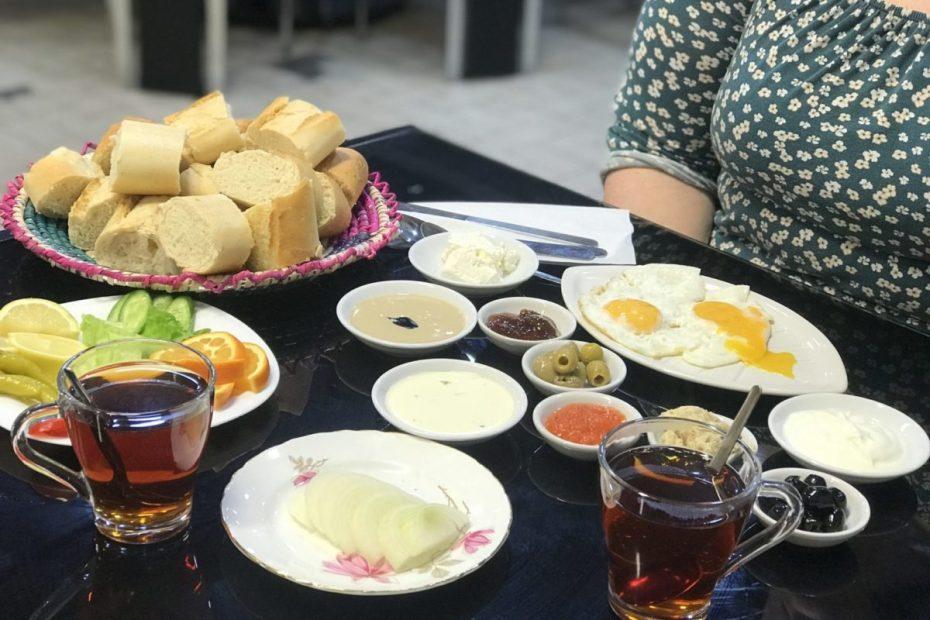 Asian breakfast Southside Glasgow breakfast