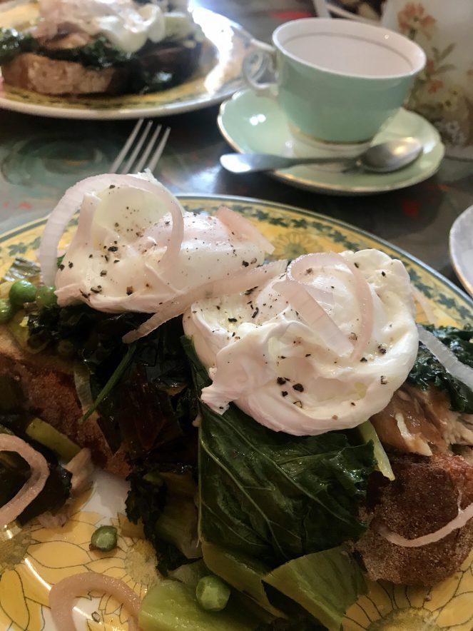Milk cafe victoria Road govanhill glasgow Brunch