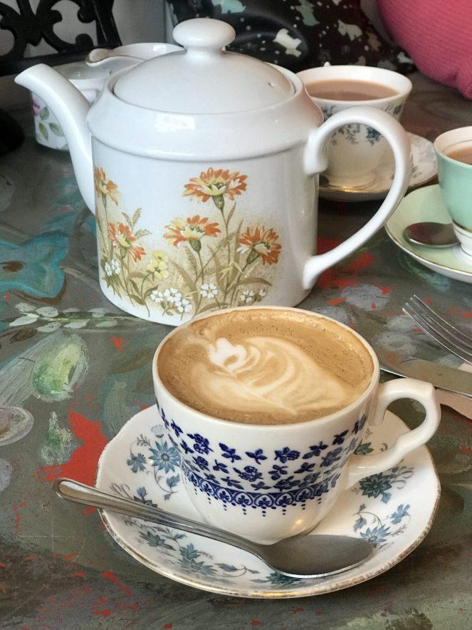 Milk cafe victoria Road govanhill glasgow